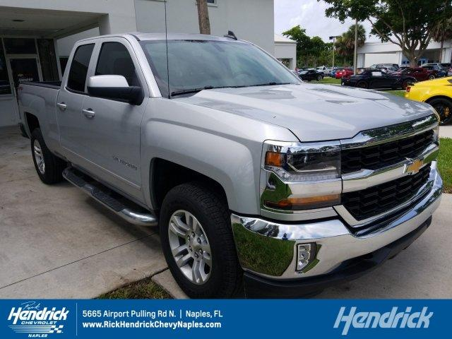 2018 Silverado 1500 Double Cab 4x4,  Pickup #JZ367383 - photo 1