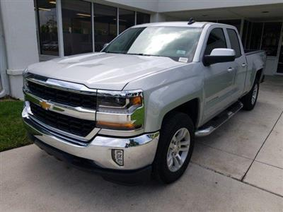 2018 Silverado 1500 Double Cab 4x4,  Pickup #JZ367383 - photo 4