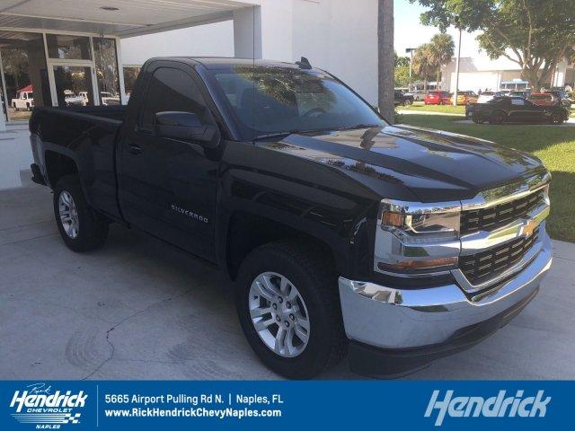2018 Silverado 1500 Regular Cab 4x2,  Pickup #JZ368234 - photo 1