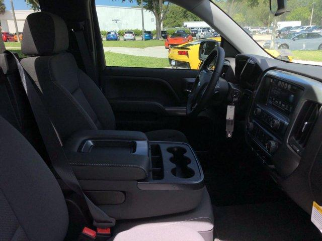 2018 Silverado 1500 Regular Cab 4x2,  Pickup #JZ368234 - photo 9