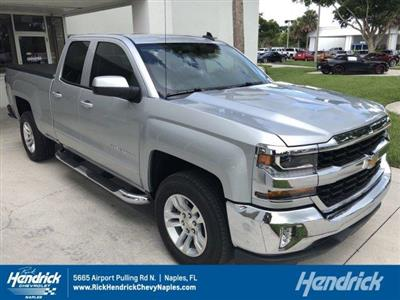 2019 Silverado 1500 Double Cab 4x2,  Pickup #K1105641 - photo 1