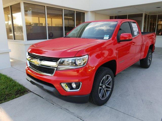 2019 Colorado Extended Cab 4x4,  Pickup #K1126137 - photo 4