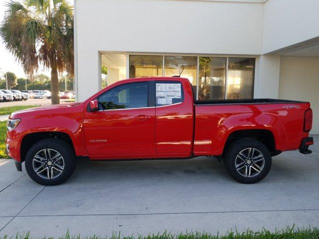 2019 Colorado Extended Cab 4x4,  Pickup #K1126137 - photo 5