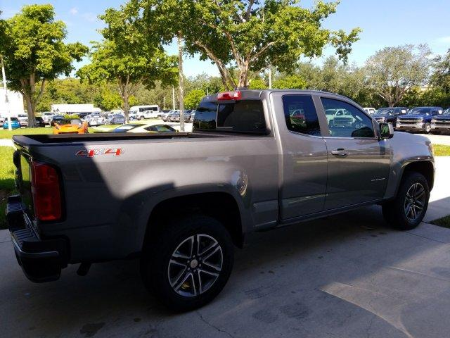 2019 Colorado Extended Cab 4x4,  Pickup #K1126499 - photo 2