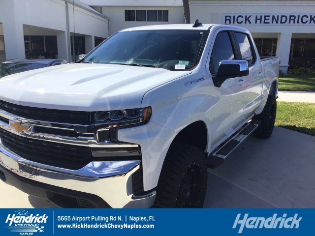 2019 Silverado 1500 Crew Cab 4x2,  Pickup #KZ115445 - photo 1