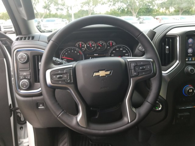 2019 Silverado 1500 Crew Cab 4x2,  Pickup #KZ115445 - photo 11