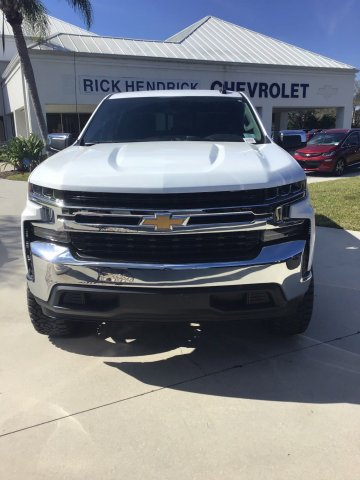 2019 Silverado 1500 Crew Cab 4x2,  Pickup #KZ115445 - photo 3
