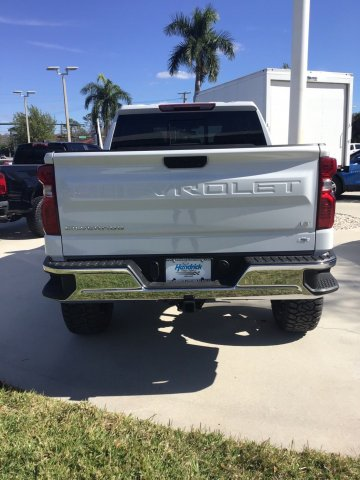 2019 Silverado 1500 Crew Cab 4x2,  Pickup #KZ115445 - photo 6
