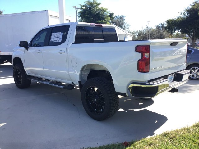 2019 Silverado 1500 Crew Cab 4x2,  Pickup #KZ115445 - photo 7