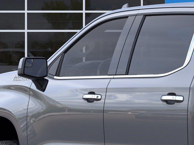 2021 Chevrolet Silverado 1500 Crew Cab 4x4, Pickup #M05097 - photo 10