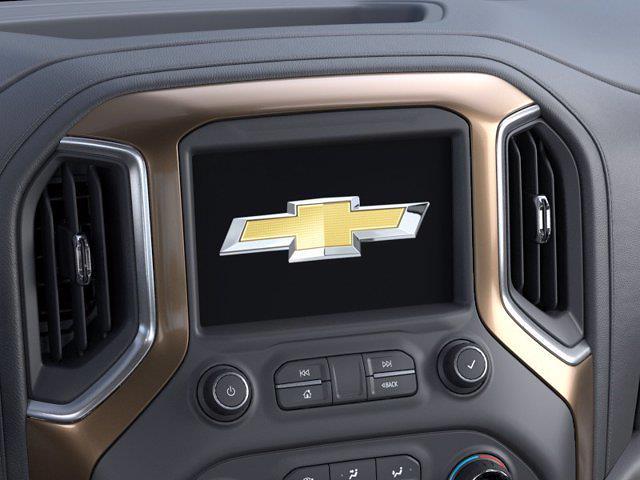 2021 Chevrolet Silverado 1500 Crew Cab 4x4, Pickup #M05097 - photo 17