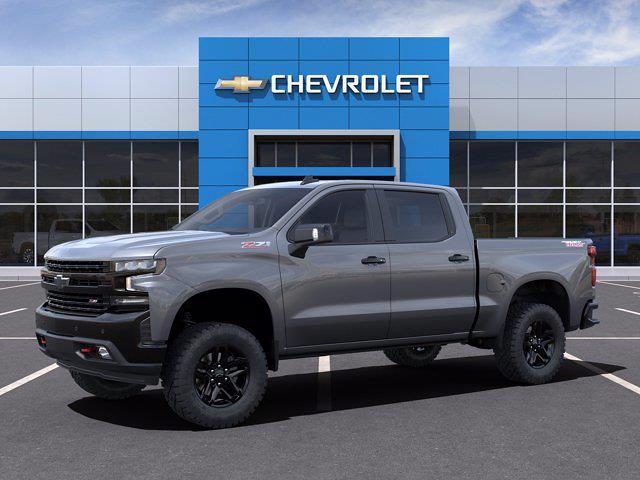 2021 Chevrolet Silverado 1500 Crew Cab 4x4, Pickup #M05164 - photo 3