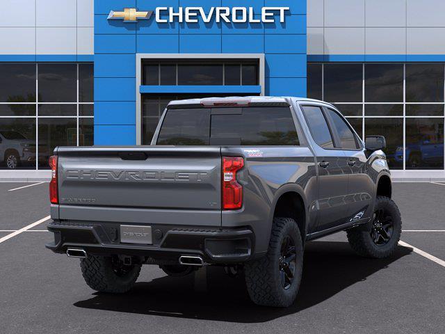 2021 Chevrolet Silverado 1500 Crew Cab 4x4, Pickup #M05164 - photo 2