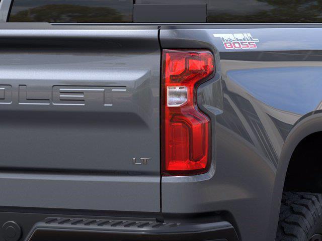 2021 Chevrolet Silverado 1500 Crew Cab 4x4, Pickup #M05164 - photo 9