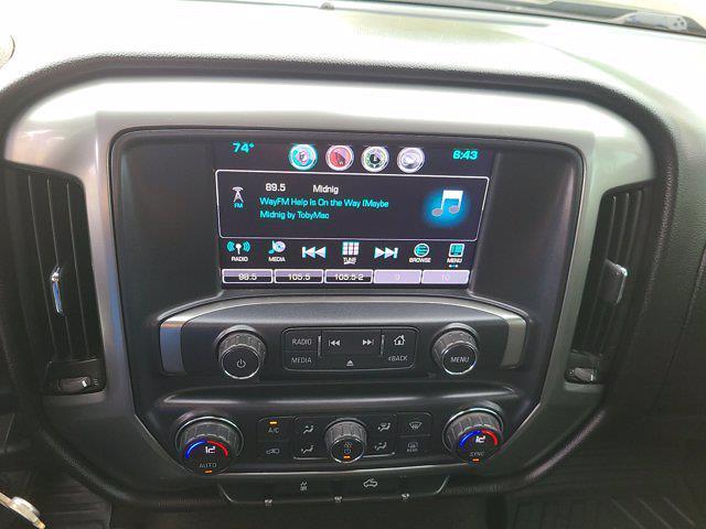 2016 Chevrolet Silverado 1500 Crew Cab 4x4, Pickup #M05164A - photo 33