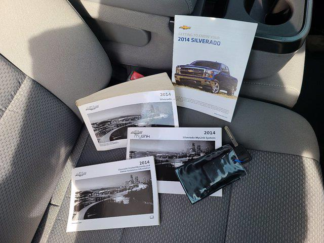 2014 Chevrolet Silverado 1500 Regular Cab 4x2, Pickup #M06131C - photo 61