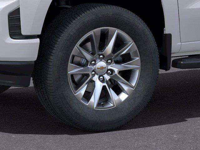 2021 Chevrolet Silverado 1500 Crew Cab 4x2, Pickup #M06898 - photo 7