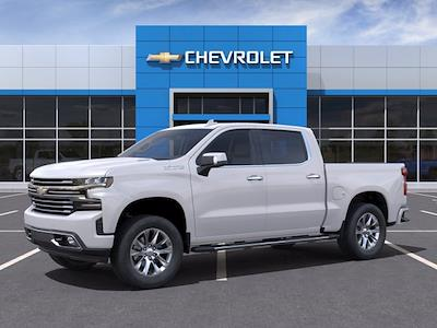 2021 Chevrolet Silverado 1500 Crew Cab 4x2, Pickup #M06898 - photo 3