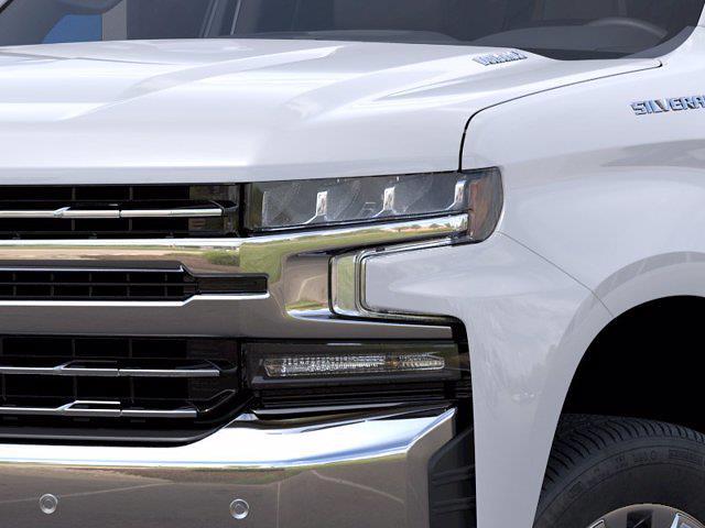 2021 Chevrolet Silverado 1500 Crew Cab 4x2, Pickup #M07193 - photo 8