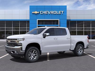 2021 Chevrolet Silverado 1500 Crew Cab 4x2, Pickup #M07193 - photo 3