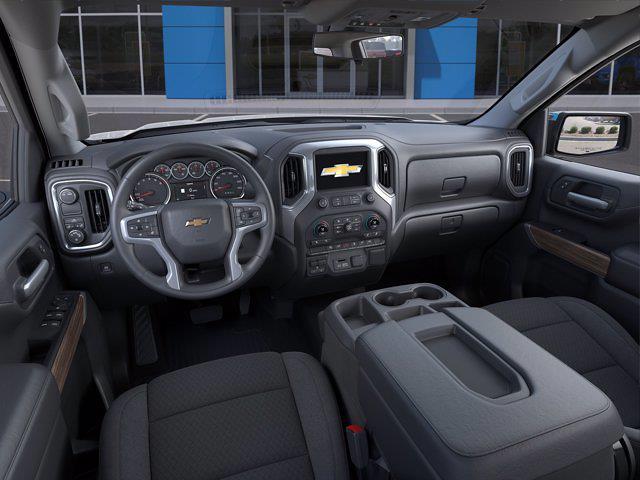 2021 Chevrolet Silverado 1500 Crew Cab 4x2, Pickup #M07571 - photo 12