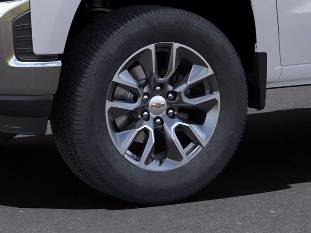 2021 Chevrolet Silverado 1500 Crew Cab 4x2, Pickup #M07571 - photo 7