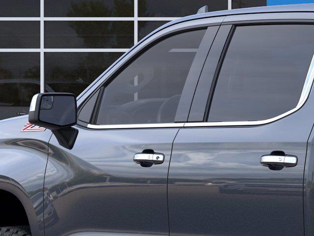 2021 Chevrolet Silverado 1500 Crew Cab 4x4, Pickup #M08909 - photo 10