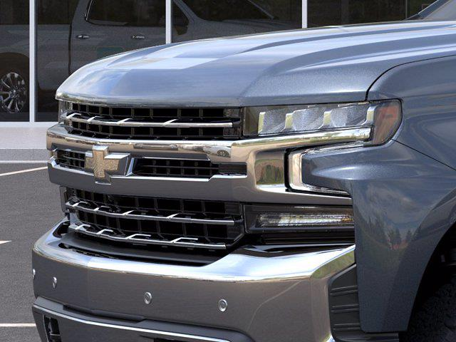 2021 Chevrolet Silverado 1500 Crew Cab 4x4, Pickup #M08909 - photo 11
