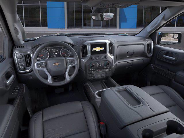 2021 Chevrolet Silverado 1500 Crew Cab 4x4, Pickup #M08909 - photo 12