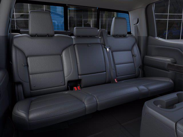 2021 Chevrolet Silverado 1500 Crew Cab 4x4, Pickup #M08909 - photo 14