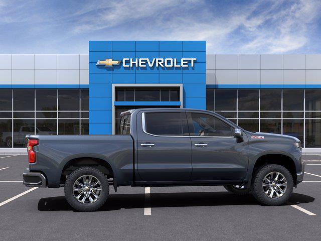 2021 Chevrolet Silverado 1500 Crew Cab 4x4, Pickup #M08909 - photo 5