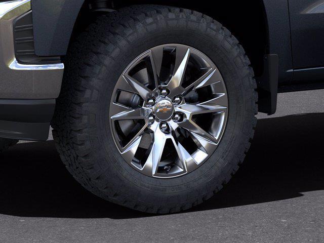 2021 Chevrolet Silverado 1500 Crew Cab 4x4, Pickup #M08909 - photo 7