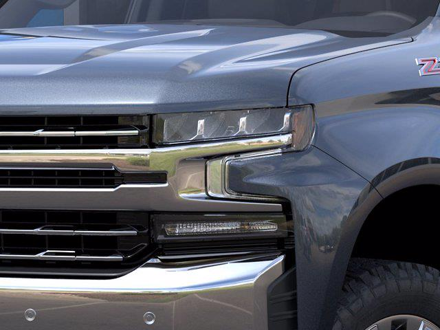 2021 Chevrolet Silverado 1500 Crew Cab 4x4, Pickup #M08909 - photo 8