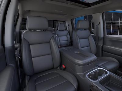 2021 Chevrolet Silverado 1500 Crew Cab 4x4, Pickup #M08909 - photo 13
