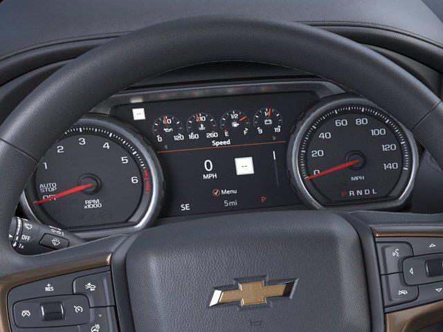 2021 Chevrolet Silverado 1500 Crew Cab 4x4, Pickup #M10465 - photo 15