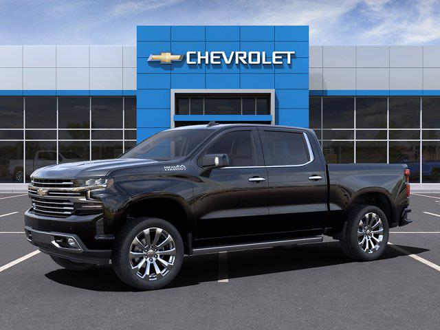 2021 Chevrolet Silverado 1500 Crew Cab 4x4, Pickup #M10465 - photo 3