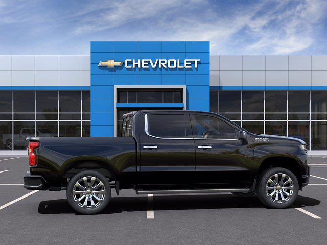 2021 Chevrolet Silverado 1500 Crew Cab 4x4, Pickup #M10465 - photo 5