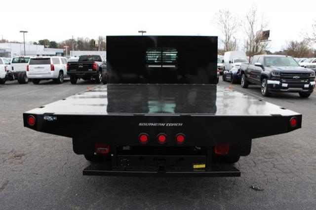2018 Silverado 3500 Regular Cab DRW,  Platform Body #M107913 - photo 7
