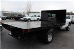 2018 Silverado 3500 Regular Cab DRW,  Platform Body #M107913 - photo 1
