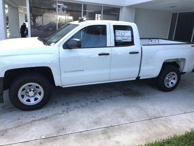 2019 Silverado 1500 Double Cab 4x4,  Pickup #M117714 - photo 5