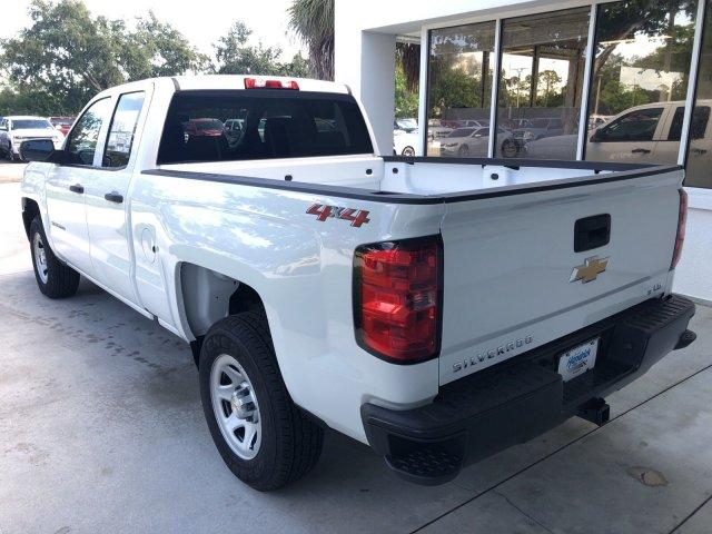 2019 Silverado 1500 Double Cab 4x4,  Pickup #M117714 - photo 6