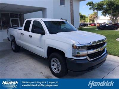 2019 Silverado 1500 Double Cab 4x4,  Pickup #M117714 - photo 1