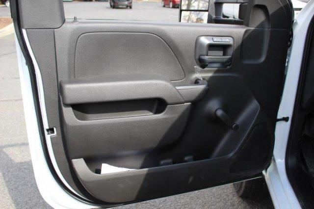2018 Silverado 3500 Regular Cab DRW 4x4,  Service Body #M118060 - photo 12