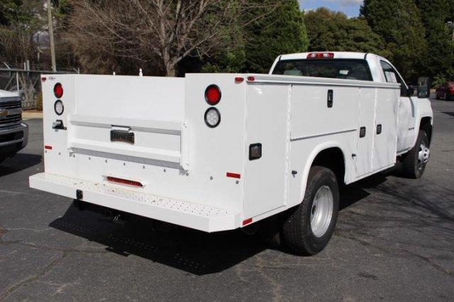2018 Silverado 3500 Regular Cab DRW 4x4,  Service Body #M118060 - photo 2