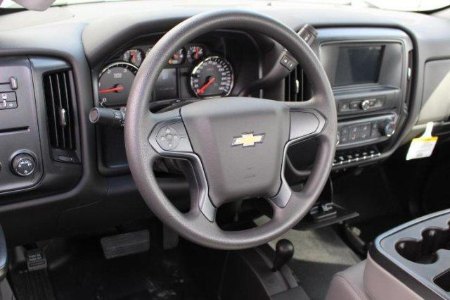 2018 Silverado 3500 Regular Cab DRW 4x4,  Service Body #M118060 - photo 8