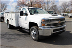 2018 Silverado 3500 Regular Cab DRW 4x4,  Service Body #M118060 - photo 1