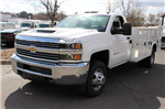 2018 Silverado 3500 Regular Cab DRW 4x4,  Service Body #M118060 - photo 4