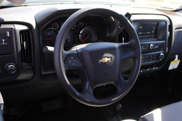 2018 Silverado 3500 Regular Cab DRW 4x4,  Platform Body #M121519 - photo 6