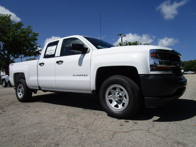 2018 Silverado 1500 Double Cab 4x4,  Pickup #M128478 - photo 4