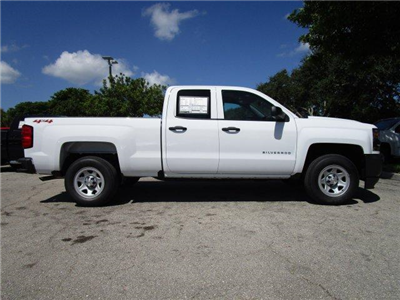 2018 Silverado 1500 Double Cab 4x4,  Pickup #M128478 - photo 5